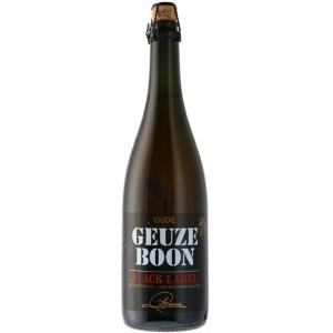 Boon Oude Geuze Black Label Second Edition