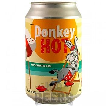 Pelta Donkey Hot