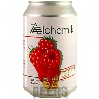 Alchemik Raspberry Ice Cream Sour