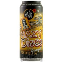 Beer Bastards / PINTA Hazy Disco Burgas