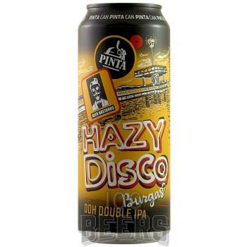 Beer Bastards / PINTA Hazy Disco Burgas