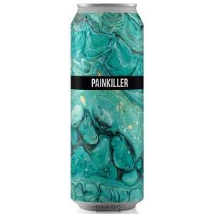 Beer Bastards Painkiller
