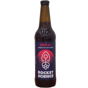Rocket Science Amber Ale