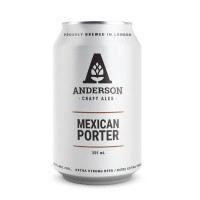 Anderson Craft Ales Mexican Porter