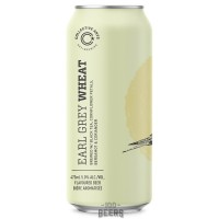 Collective Arts Wheat Ale with Earl Grey