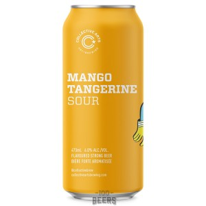 Collective Arts Mango Tangerine Sour