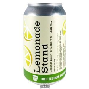 Indie Alehouse Lemonade Stand