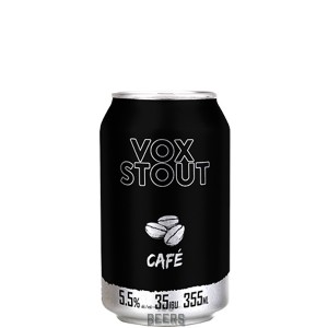 Vox Populi Vox Stout Cafe