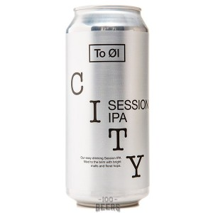 To Øl City Session IPA