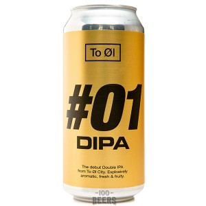 To Øl #01 DIPA