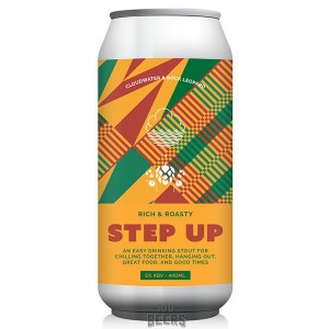 Cloudwater / Rock Leopard Step Up
