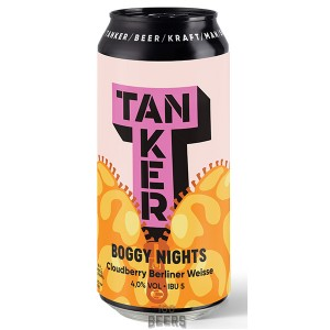 Tanker / Mad Scientist Boggy Nights