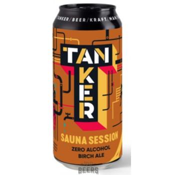 Tanker Sauna Session Zero