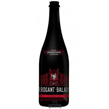"Stone Baladin / Arrogant Brewing ""In Bocca al Lupo"""