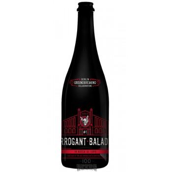 """Stone x Baladin / Arrogant Brewing """"In Bocca al Lupo"""""""