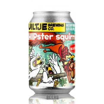 Het Uiltje Hipster Squirrel
