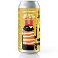 Hop Hooligans Salty Sourpuss Carrot And Ginger