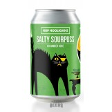 Hop Hooligans Salty Sourpuss Cucumber Gose