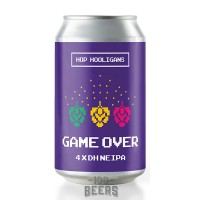 Hop Hooligans Game Over