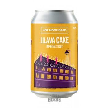 Hop Hooligans Jilava Cake
