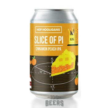 Hop Hooligans Slice of Pi