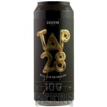 Zagovor Tap 28 (Rule 5 Year Special)