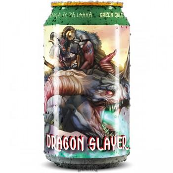 Green Gold Dragon Slayer