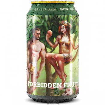 Green Gold Forbidden Fruit