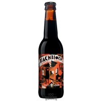 La Pirata Black Block Bourbon BA