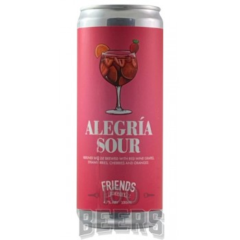 Brewski / Friends Alegría Sour