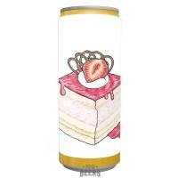 Brewski Napoleon Cake