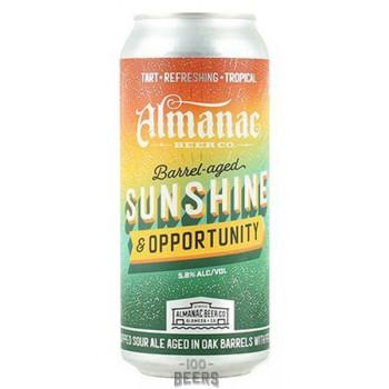 Almanac Sunshine & Opportunity