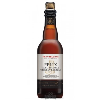 New Belgium Felix (Aged In Apple Whiskey Barrels)