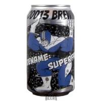 Odd13 Brewing Codename Superfan