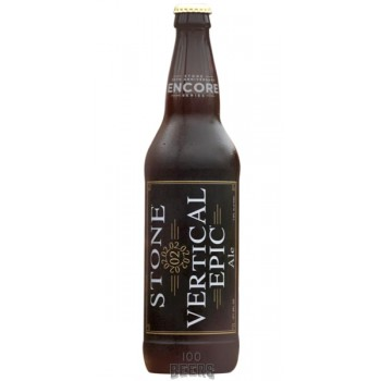 Stone 20th Anniversary Encore Series: Stone 02.02.02 Vertical Epic Ale
