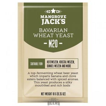 Мая за пшенична баварска бира Mangrove Jack's M20