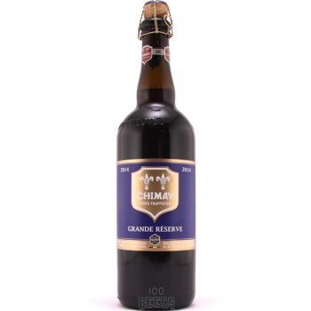 Chimay Blue Grand Reserve