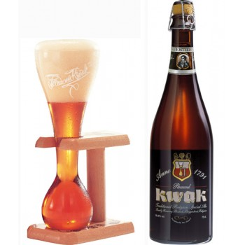 Pauwel Kwak 750 ml + Glass - комплект