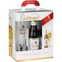 Radeberger Pilsner подаръчен комплект
