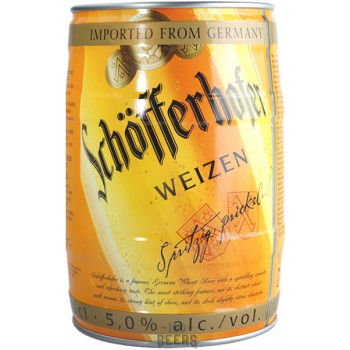Schofferhofer кег